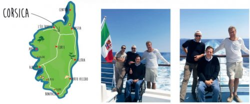 Voyager en Corse en situation de handicap